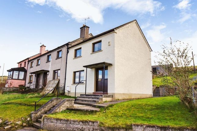 Thumbnail Property for sale in Macrae Crescent, Dingwall
