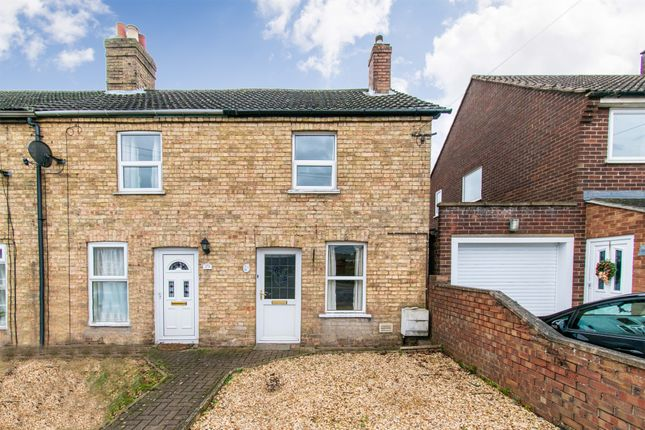 Thumbnail End terrace house to rent in St. Neots Road, Sandy