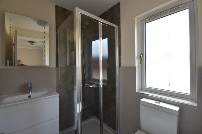 Main Shower Room of Great North Road, Cromwell, Newark NG23