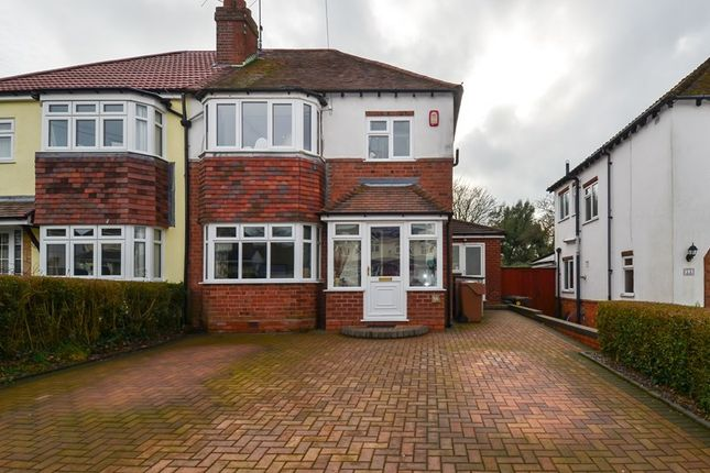 Thumbnail Semi-detached house for sale in Braces Lane, Marlbrook, Bromsgrove