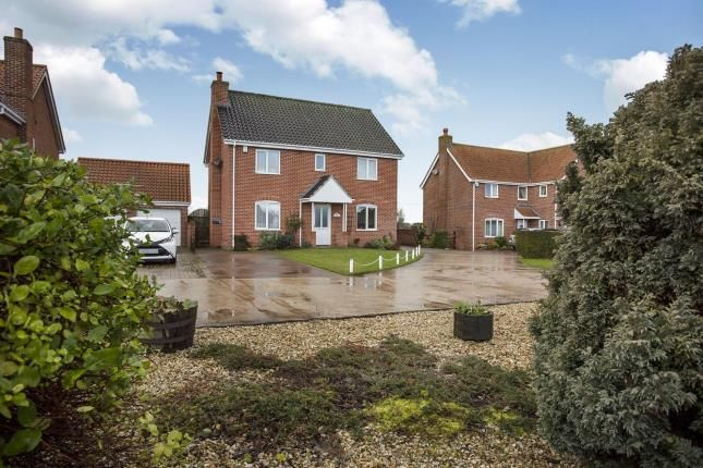 Thumbnail Detached house for sale in Tibenham, Norwich, Norfolk