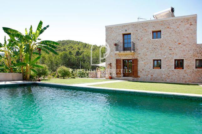 Thumbnail Finca for sale in Benimussa, Ibiza, Spain - 07830