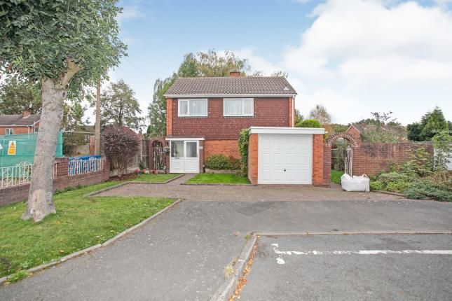 Thumbnail Detached house for sale in Tamworth Road, Two Gates, Tamworth, Staffordshire