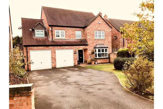 Thumbnail Detached house for sale in The Conifers, Ranby