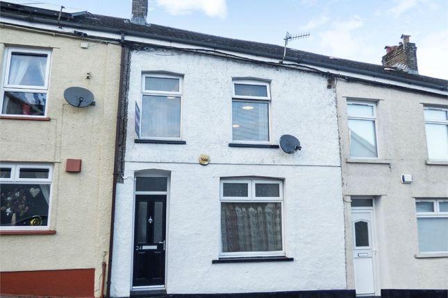 Thumbnail Terraced house for sale in Wood Street, Maerdy, Ferndale, Mid Glamorgan