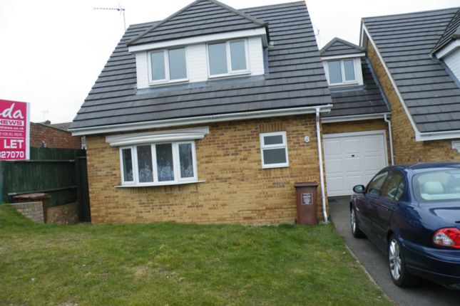 Thumbnail Semi-detached house for sale in Sailmakers Court, Chatham