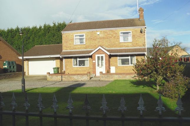 Thumbnail Detached house for sale in Station Road, Whittlesey
