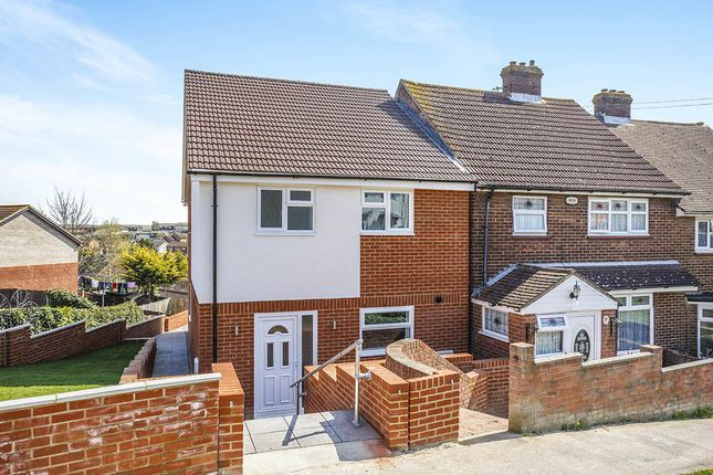 Thumbnail Detached house to rent in Mountbatten Avenue, Chatham