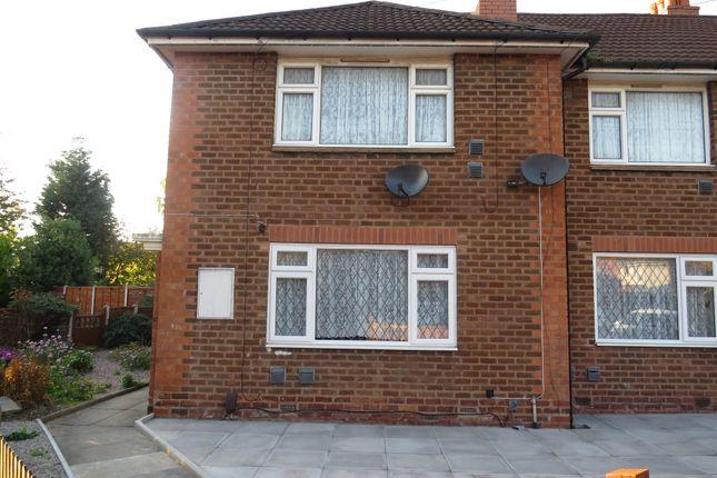 Thumbnail Maisonette for sale in Dewhurst Croft, Birmingham