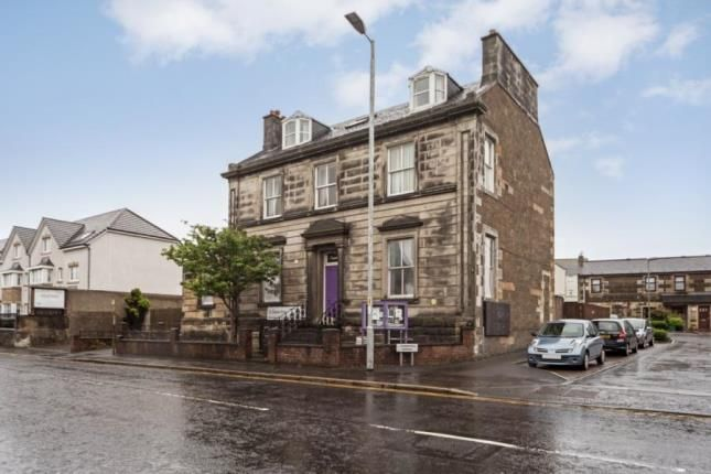 Thumbnail Flat for sale in Bank Street, Irvine, North Ayrshire