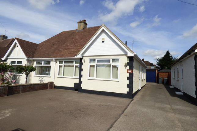 Thumbnail Semi-detached bungalow for sale in Kempston, Beds
