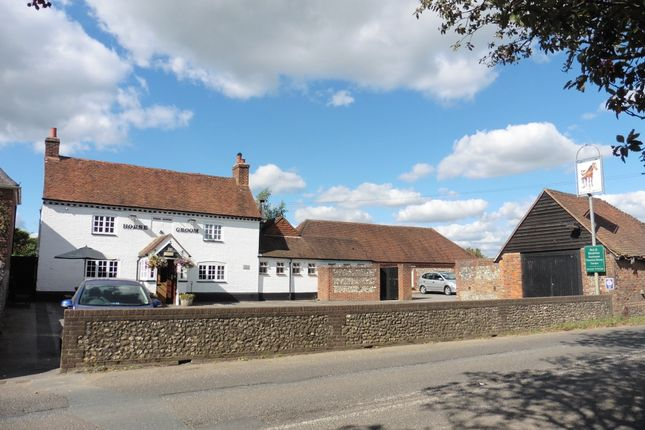 Thumbnail Pub/bar for sale in East Ashling, Chichester