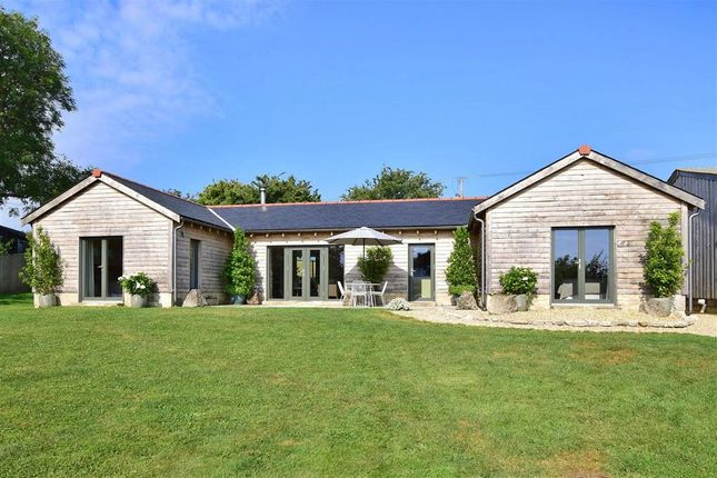 Thumbnail Detached bungalow for sale in Appleford Lane, Whitwell, Isle Of Wight