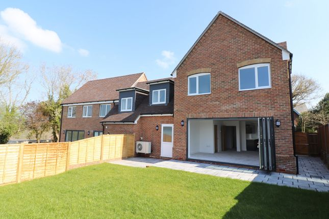 Thumbnail Detached house for sale in North Park Business Centre, Knowle, Fareham