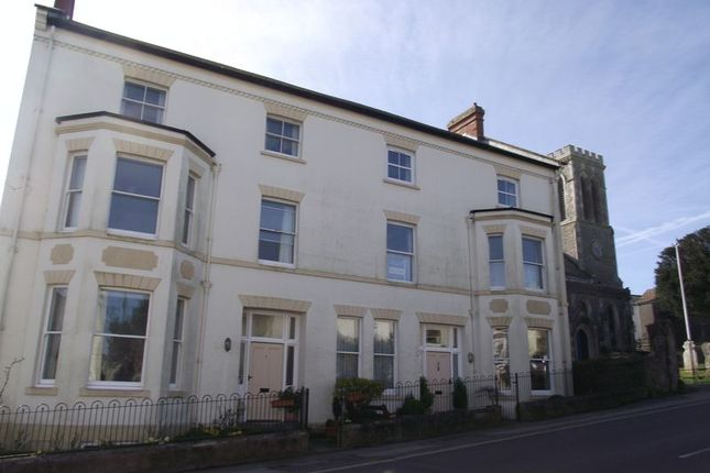 Thumbnail Flat for sale in The Street, Charmouth, Dorset