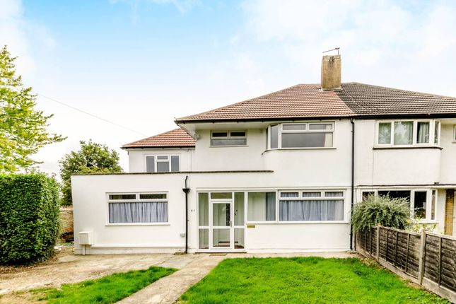 Thumbnail Semi-detached house to rent in Southbourne Gardens, Ruislip