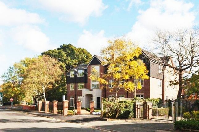 Thumbnail Flat to rent in Manor Road, Solihull, West Midlands