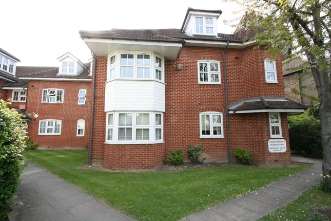 External of Harrow View, Harrow HA1