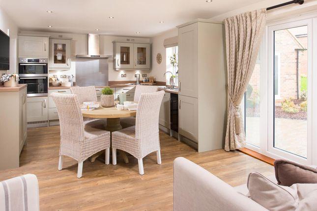 "Thumbnail Detached house for sale in ""Buckingham"" at Fen Street, Brooklands, Milton Keynes"