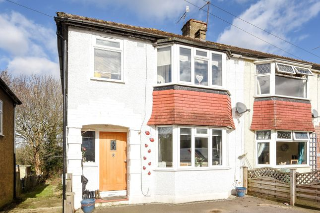 Thumbnail Semi-detached house for sale in Prince Albert Square, Redhill