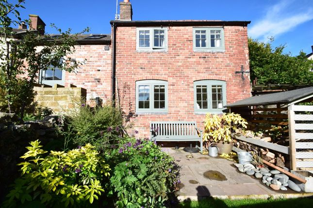 Thumbnail Cottage for sale in Bowling Green Lane, Wirksworth, Matlock