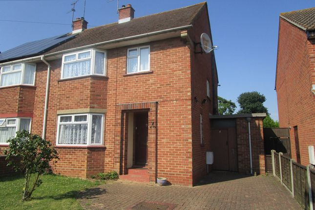 3 bed semi-detached house for sale in Pondfield Road, Colchester