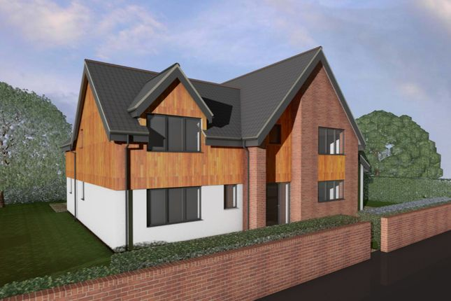 Thumbnail Detached house for sale in Jarvis Drive, Colkirk, Fakenham