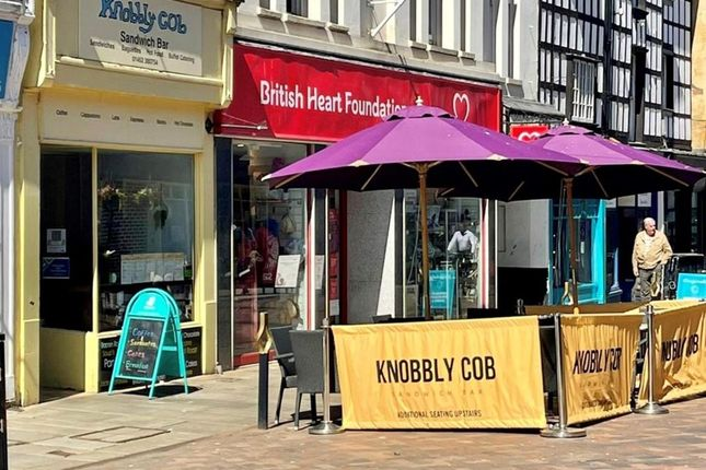 Thumbnail Restaurant/cafe for sale in Fullers Court, Westgate Street, Gloucester