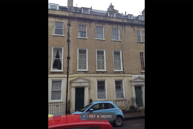 Thumbnail Flat to rent in Ground Floor, Bath