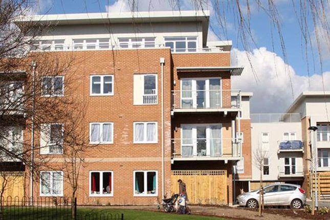 Thumbnail 1 bed flat to rent in Hitchcock Court, Korda Close, Borehamwood