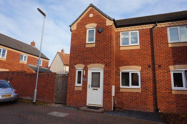 Semi-detached house in  Cupronickel Way  Wilnecote  Tamworth  Birmingham