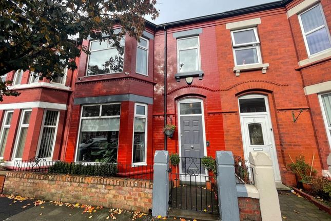 4 bed terraced house for sale in Fir Road, Waterloo, Liverpool L22