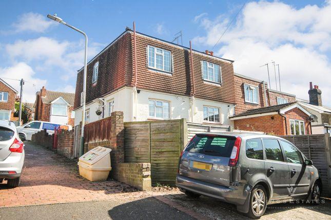 2 bed end terrace house to rent in Denbigh Road, Tunbridge Wells TN4