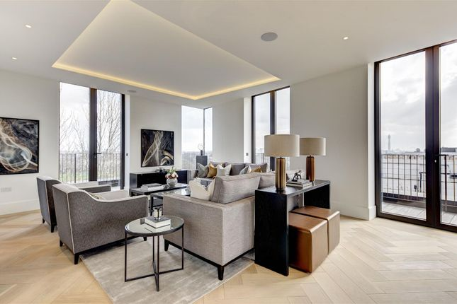 Thumbnail Flat for sale in St. Edmunds Terrace, St John's Wood, London
