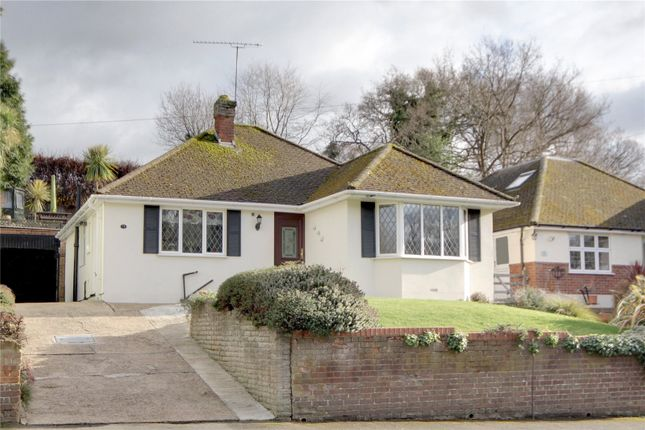 Thumbnail Detached bungalow for sale in Rowtown, Rowtown, Surrey