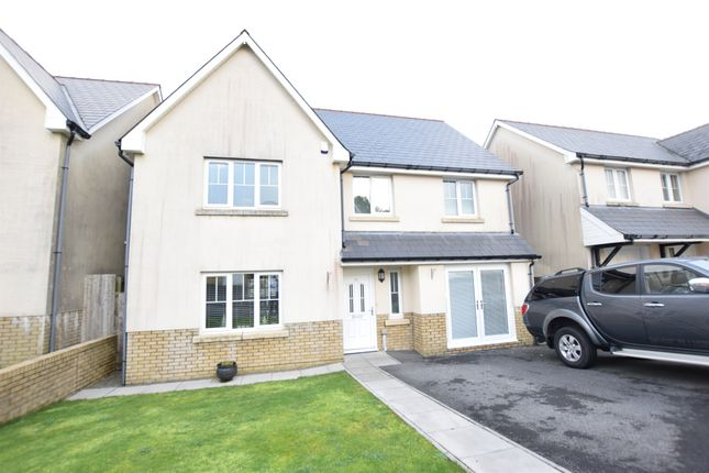 4 bed detached house for sale in Valley View, Cefn Hengoed, Hengoed CF82