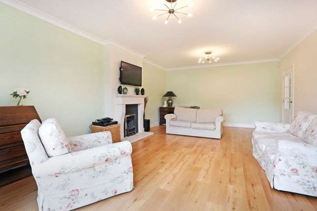 Sitting Room of Mill Lade, Blyth Bridge, West Linton EH46
