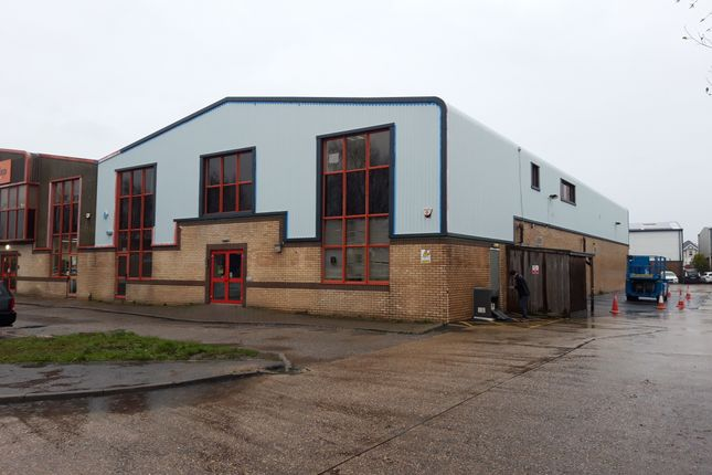 Thumbnail Land to let in Unit 3, 19 Willis Way, Poole, Dorset
