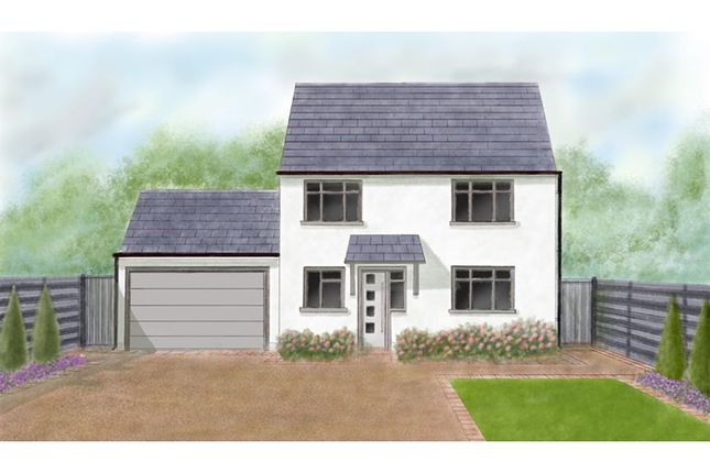 Thumbnail Detached house for sale in Pathfields, Bude