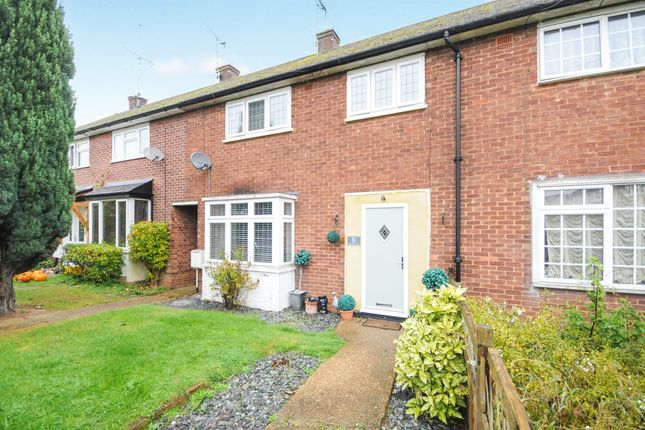 Thumbnail Terraced house for sale in Hawksmoor Green, Hutton, Brentwood
