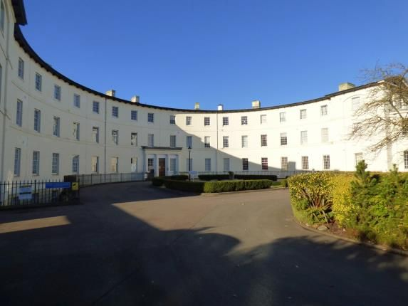 Thumbnail Flat for sale in The Crescent, Gloucester, Gloucestershire