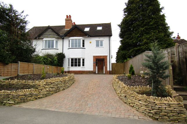 Thumbnail Semi-detached house to rent in Station Road, Bishops Cleeve, Cheltenham