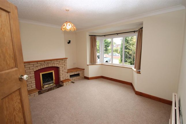 Thumbnail Semi-detached house to rent in Church Road, Webheath, Redditch