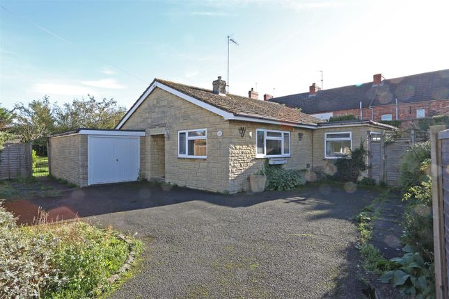 Detached bungalow for sale in Wellingborough Road, Finedon, Wellingborough