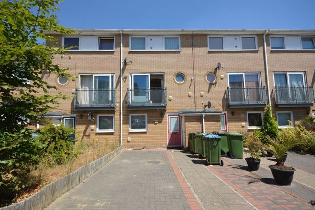 Thumbnail Terraced house for sale in Merbury Road, West Thamesmead, London