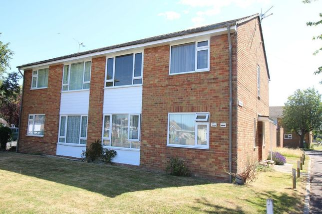 Thumbnail Flat to rent in Leas Court Church Lane, South Bersted, Bognor Regis