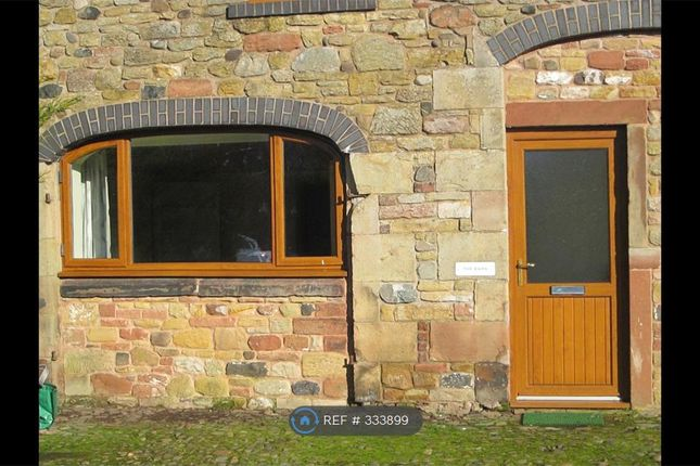 Thumbnail Semi-detached house to rent in The Barn, Etterby, Carlisle