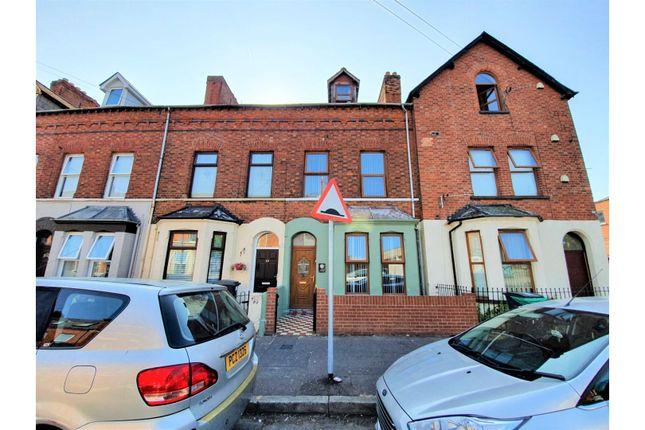 Thumbnail Terraced house for sale in Atlantic Avenue, Belfast