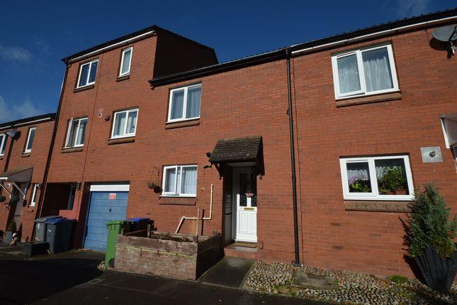 Thumbnail Terraced house for sale in Heather Shaw, Hilperton, Trowbridge