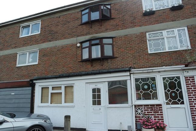 Thumbnail Terraced house to rent in Bancroft Road, London